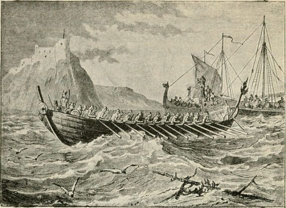 When did the Vikings start raiding England? - Medievalists.net