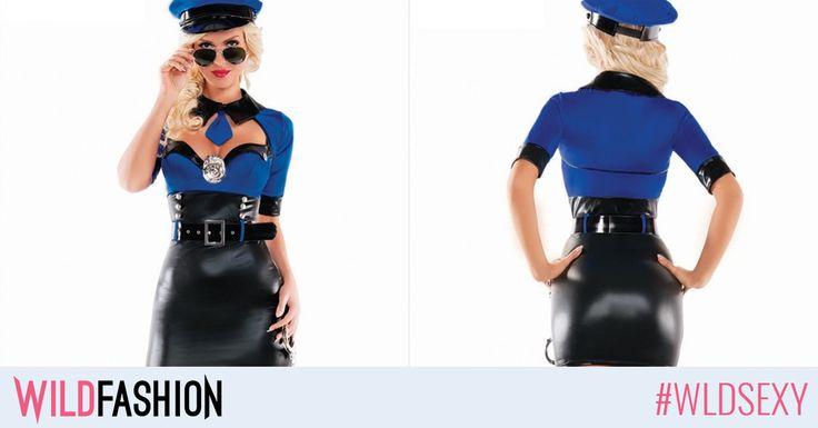 Mâinile sus! Like & Share dacă vrei să fii cea mai sexy poliţistă de Halloween!