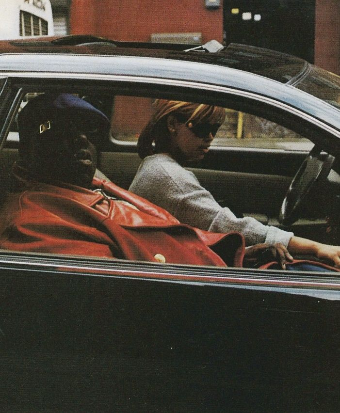 90shiphopraprnb:  The Notorious B.I.G. and Faith Evans