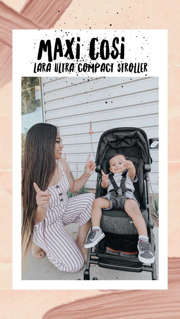 Maxi Cosi Lara ultra kompakt bebek arabası