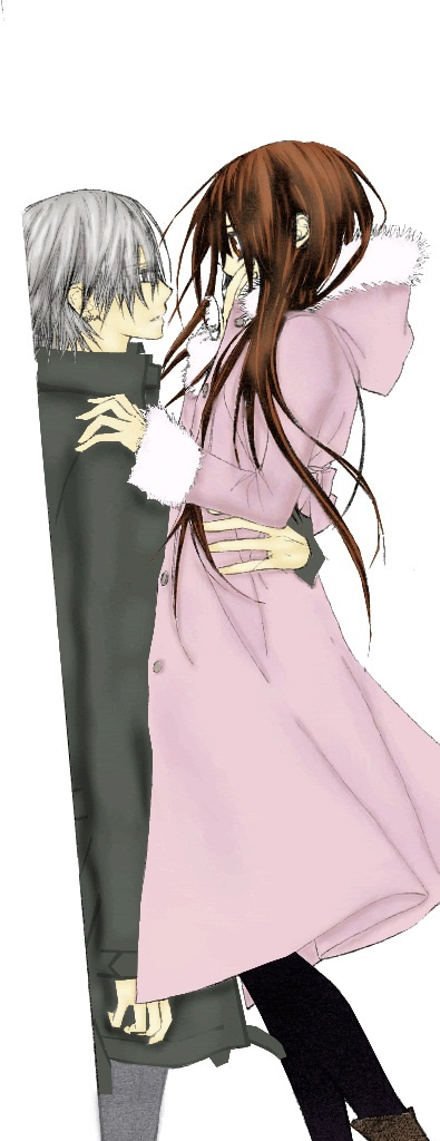 Yuki & Zero, Vampire Knight | Anime | Pinterest