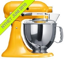Kitchen Aid - Yellow Pepper. Knallfarge ønskes :)