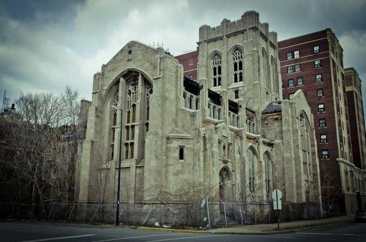 City Methodist Church - Gary, IN | Abandoned USA