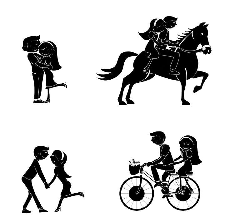 Quadros com um resumo da vida do casal  viraram tendência e por isso resolvi preparar para vocês um modelo do quadro Nossa História  s...