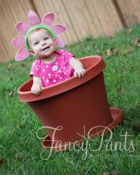 Great idea for a baby girl!