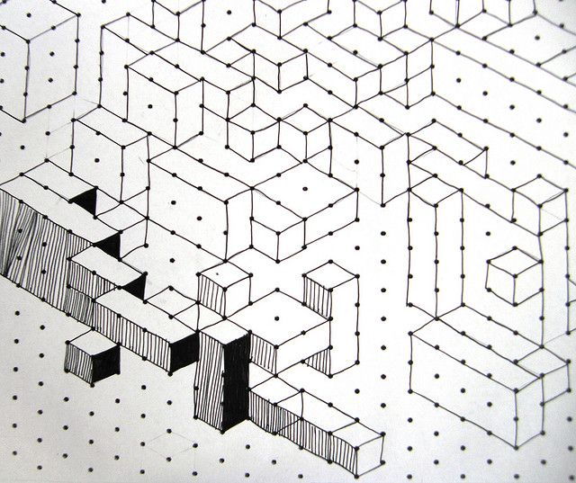 The 25+ best Isometric drawing tool ideas on Pinterest Create - isometric dot paper