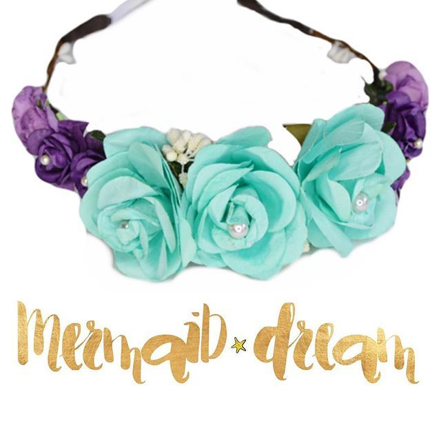 Obvious mermaid inspiration . Will be opening for orders really soon!                                                                                                                                                                                  More