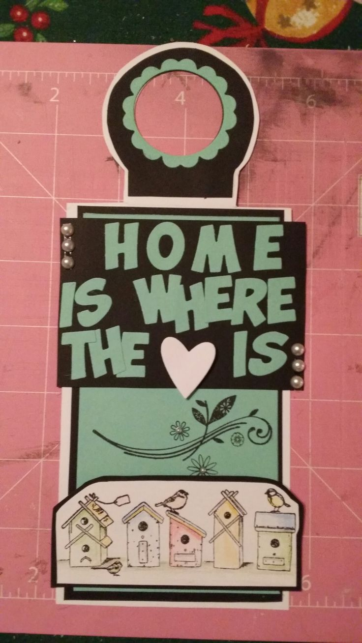 Home is where your heart is - tag