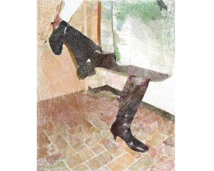 17-05-15 〜夢を見た〜 (坂根龍我 作品 紹介№353 )   〜夢を見た〜 玄関の扉がガチャンと急いた音で開かれて 冷たい外の空気を纏った君が帰ってくる 〜夢を見た〜 ごめんねー! 待ったぁ⁈ 仕事がなかなか終わらなくて! そう言いながら 息せき切らした君は 身をかがめてもうブーツを脱ぎかけている