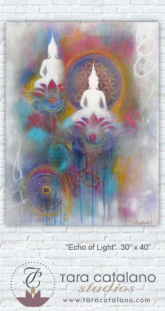 """""""Echo of Light"""" by Tara Catalano, www.taracatalano.com"""