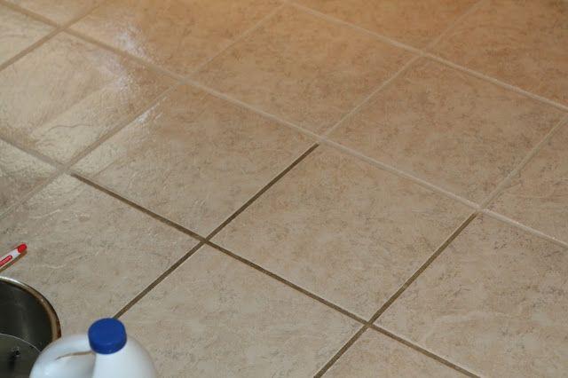 Full Heart.....Full Home: DIY Homemade Grout Cleaner