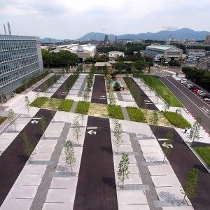NSE Kitakyushu Technology Center by PLATdesign