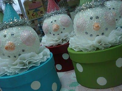 Bee In My Bonnet: Snowman Season...