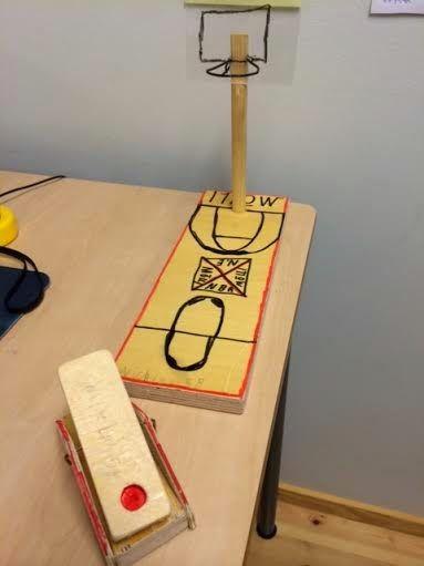 Moi ja hyvää alkanutta viikkoa! Vitosten kanssa ensimmäisenä työnä teemme varsinaisen klassikon, korispelin. Itsekin muistan alakoulussa t...