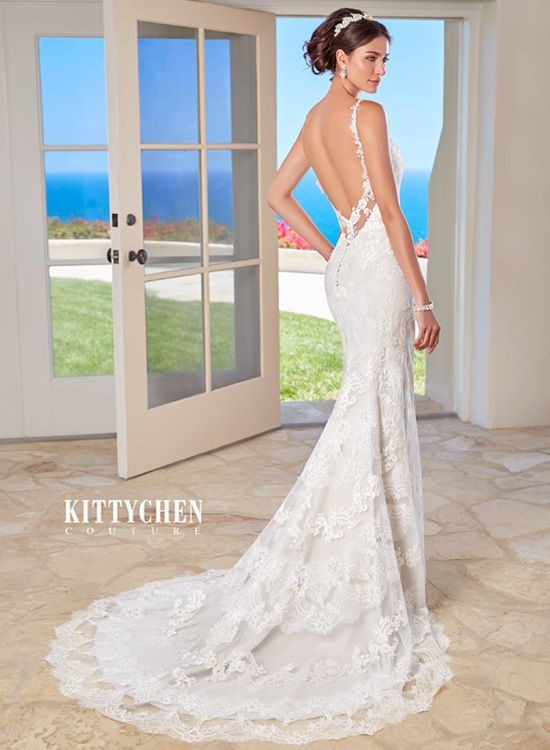 Beautiful Kitty Chen wedding dress arriving at Sophia's Gowns Keller, TX August 2016