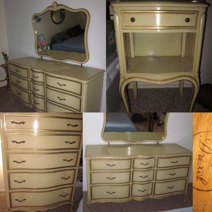 drexel bedroom set%0A Drexel furniture sold here