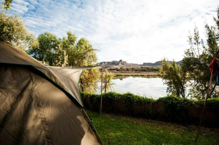 Fiddlers Creek Campsite - Orange River