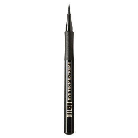 Milani Eye Tech Extreme Liquid Eye Liner - Black 0.033 oz
