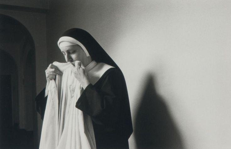 Anne Noble, 'Tyburn Convent', 1988. Gelatin Silver Print, 200 x 130 mm