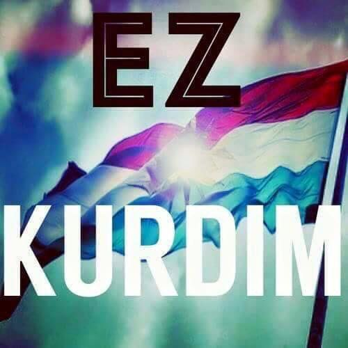 Ez Kurdim ser bilindim