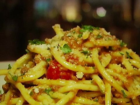 Spinach and Artichoke Baked Whole Grain Pasta Recipe : Rachael Ray : Food Network