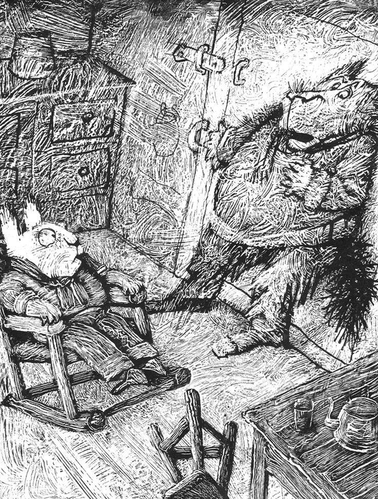 """Геннадий Калиновский «Сказки дядюшки Римуса»   """"Картинки и разговоры"""""""