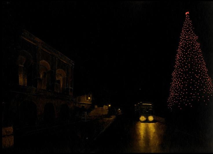 ROME Christmas time