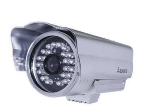 Apexis APM-J0233-POE Outdoor Wired/PoE IP/Network Camera with 20 Meter Night Vision and 6mm Lens (42° Viewing Angle) - Silver by Apexis. $69.95
