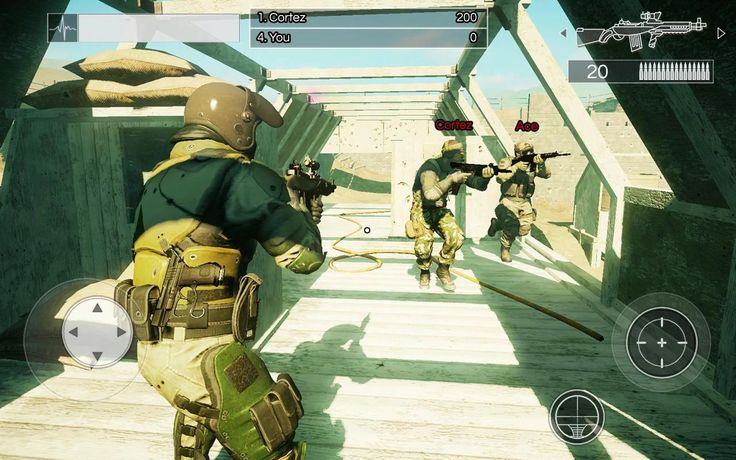 Afterpulse- screenshot