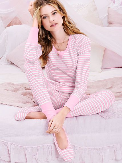 The Fireside Long Jane Pajama ♡♡♡