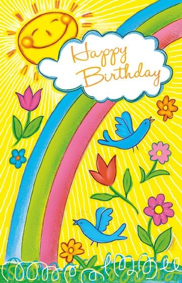 birthday religious greeting card six cards six envelopes 88052 - Stockwell Greetings