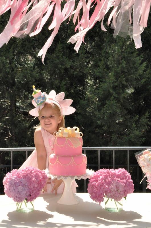 Pink party (birthday idea)