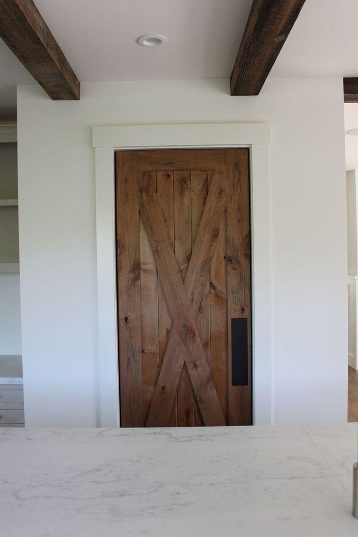 Swinging kitchen doors residential - Farmhouseurban House Remodel Update Finishing Touches Farmhouseurban