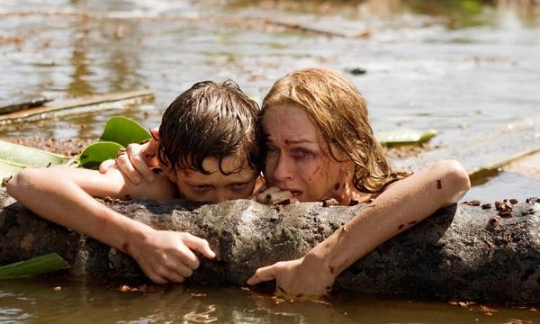 Imagen desgarradora de la película Lo Imposible.