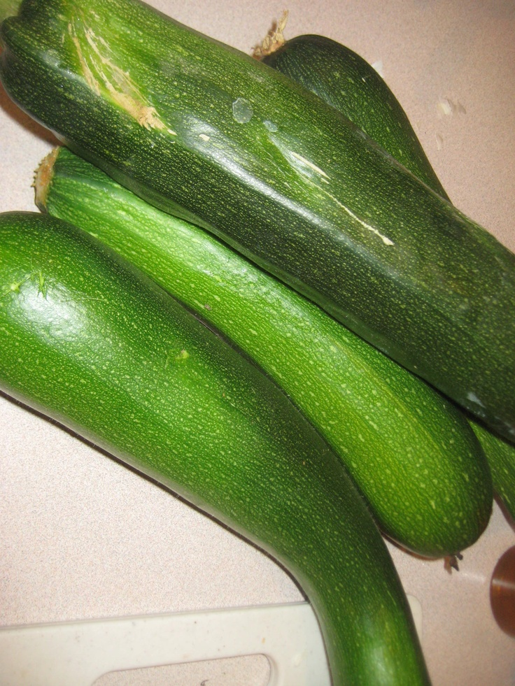 Zucchini, Garlic soup and Soups on Pinterest