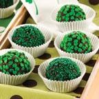 St. Patty's Day Cake Balls Recipe | Nestle Meals.com