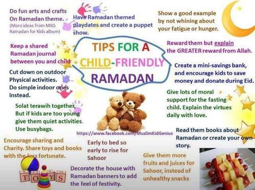 Muslim Kid Genius-tips for a child friendly ramadan!