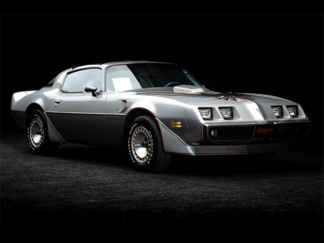 1979 Pontiac Trans Am Silver anniversary. Had one, sold it, big mistake.
