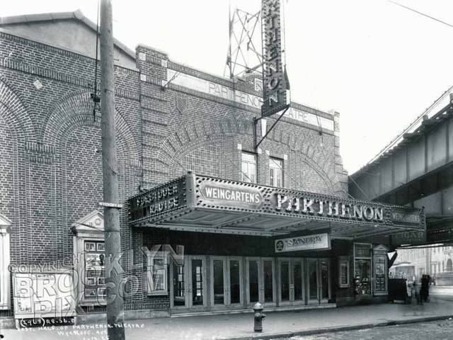 Myrtle And Wyckoff Which Is Now Planet Fitness Ridgewood Queens New York Nyc History