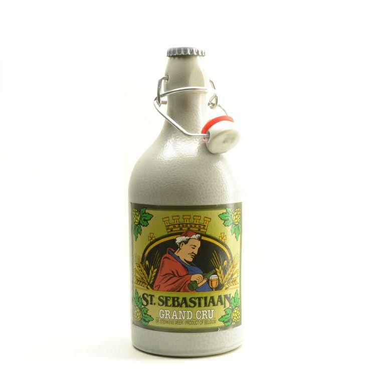 St. Sebastiaan Grand Cru - Brouwerij Sterkens, Meer, België. Beoordeling GGOB: 7,4