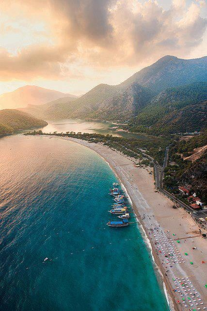Blue Lagoon ,Fethiye Turkey