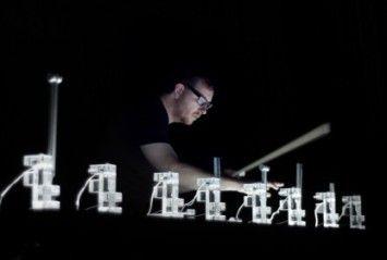 Frequencies, Nicolas Bernier