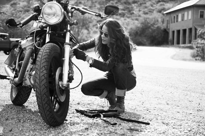 skililo:   shared from Gentle Ladies Bikers and FB