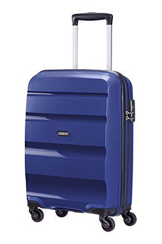 American Tourister – Bon Air Spinner: Valise extra légère, grâce à un design à la fois esthétique et ingénieux Serrure à combinaison TSA…
