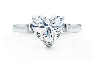 To my future fiance,   If you want a yes try this ;)   HEART SHAPE DIAMOND RING!     This is a Tiffany & Company 1.5 carats ... perfect