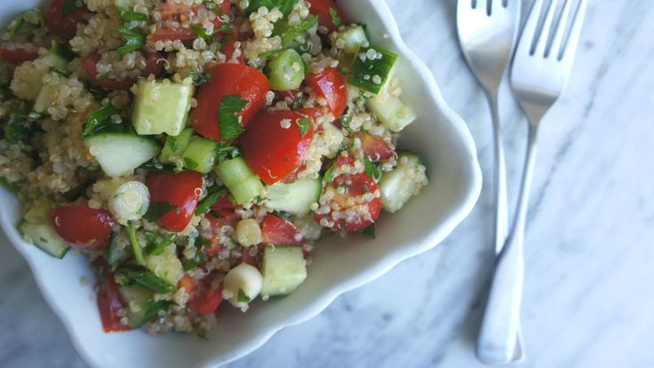 Try This New Twist on Tabbouleh