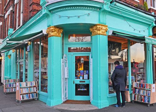 12 London Spots Every Book Lover Needs to Visit