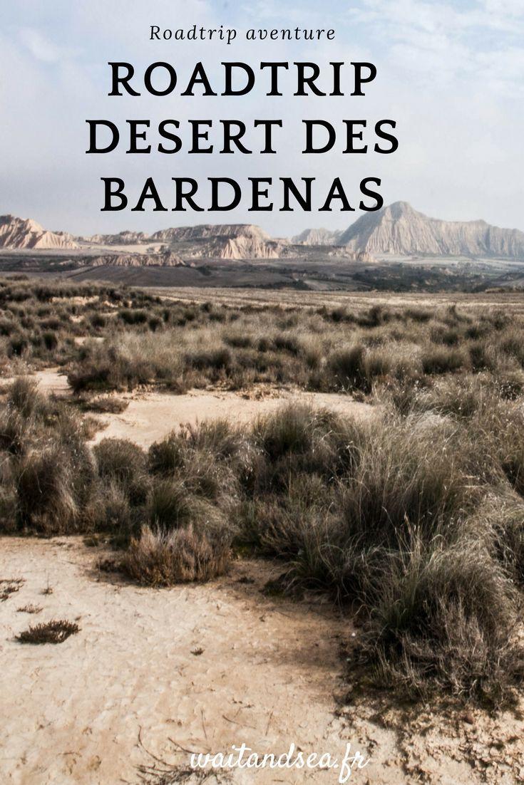 Les plus beau désert D'europe : roadtrip dans le désert des Bardenas, Espagne. Des paysages sublimes et hors du commun à découvrir !