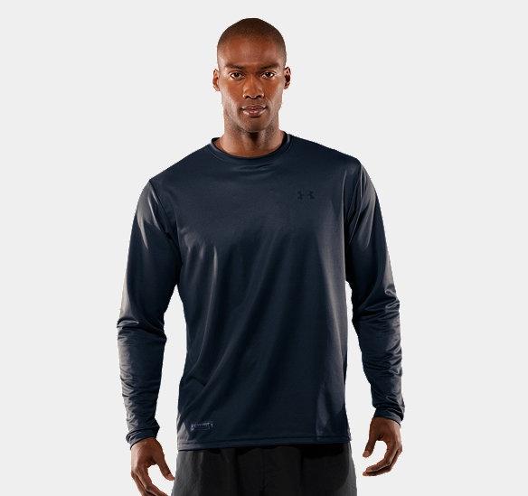 Men's UA HeatGear® Tactical Longsleeve T-Shirt
