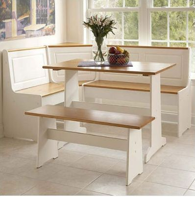 White Kitchen Nook Dining Sets best 25+ corner breakfast nooks ideas on pinterest | dining booth